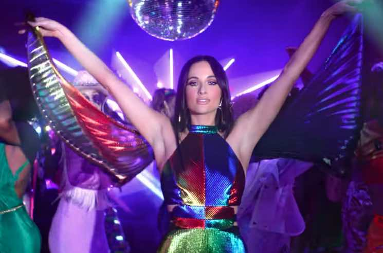 "​Kacey Musgraves Goes Full Disco for ""High Horse"" Video"