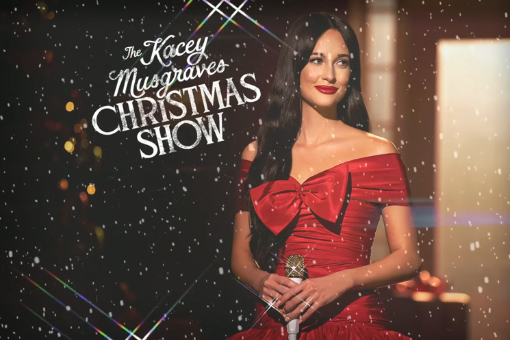 Hear Kacey Musgraves, Lana Del Rey, Troye Sivan and More Get Festive for 'The Kacey Musgraves Christmas Show'