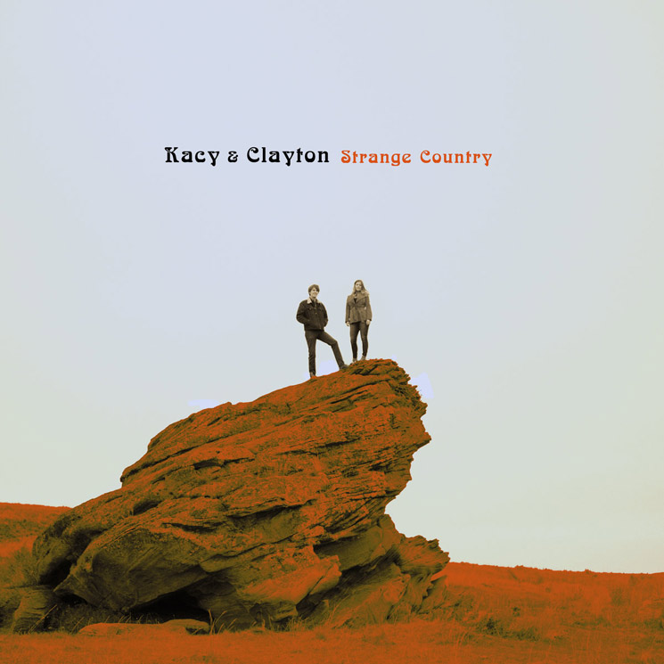Kacy & Clayton Strange Country