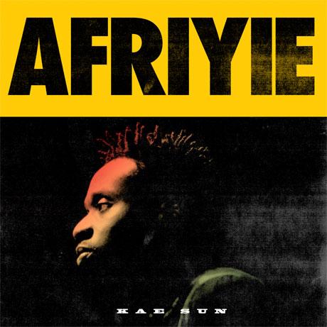 Kae Sun 'Afriyie' (album stream)