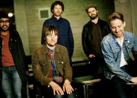 Kaiser Chiefs Return with 'Education, Education, Education & War'