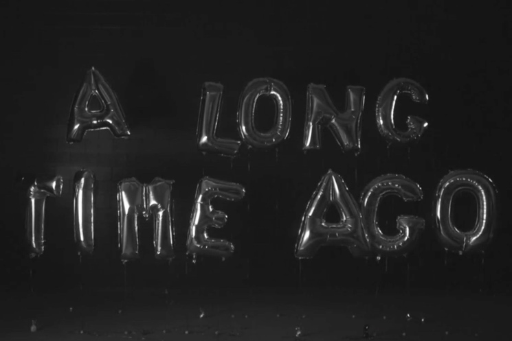 "Kalle Mattson ""A Long Time Ago"" (lyric video)"