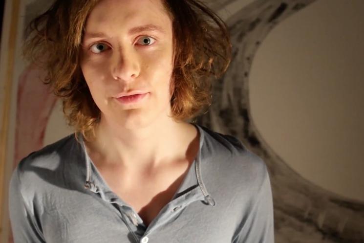 "Kalle Mattson ""Avalanche"" (behind-the-scenes video)"