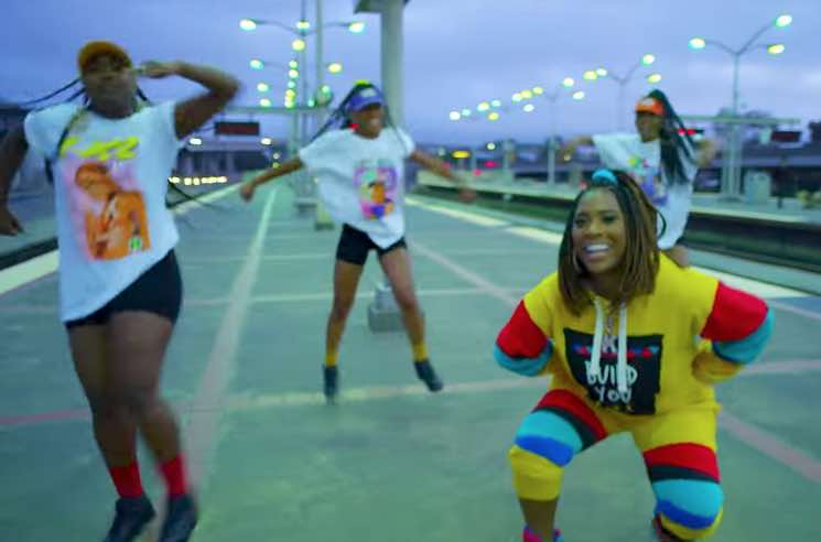 "Kamaiyah ""Build You Up"" (video)"