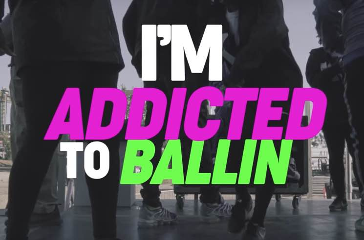 "Kamaiyah ""Addicted to Ballin'"" (ft. ScHoolboy Q)"