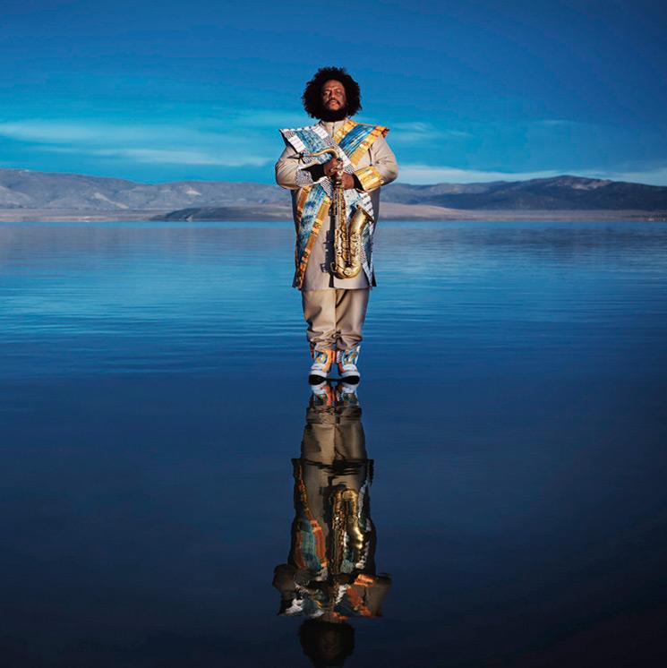 Kamasi Washington  'Heaven and Earth' (album stream)