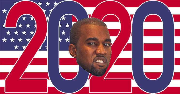 Kanye West Reportedly Drops Out of Presidential Race