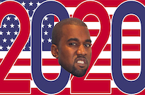 Kanye West Is Maybe Still Running for President After All
