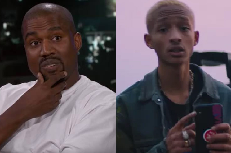Jaden Smith Is Playing Kanye West in a New Showtime Anthology
