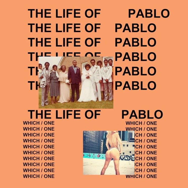 "Kanye West's ""Famous"" Appears on Apple Music and Spotify"