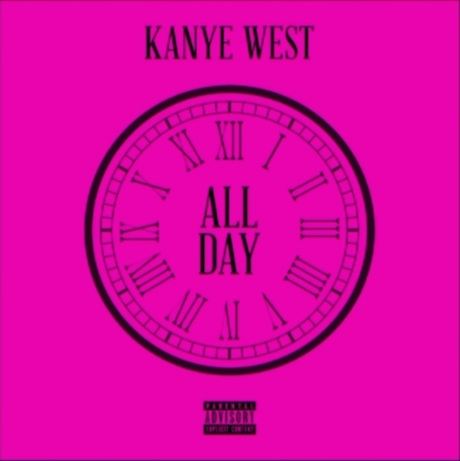 "Kanye West ""All Day"" (rough version)"