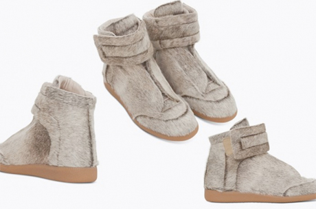 You Can Now Buy Kanye West's Pony Hair Shoes
