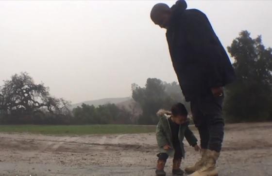 "Kanye West ""All Day"" (new leak)"