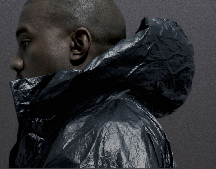 Kanye West Shows Off Adidas Line with NSFW Online Zine