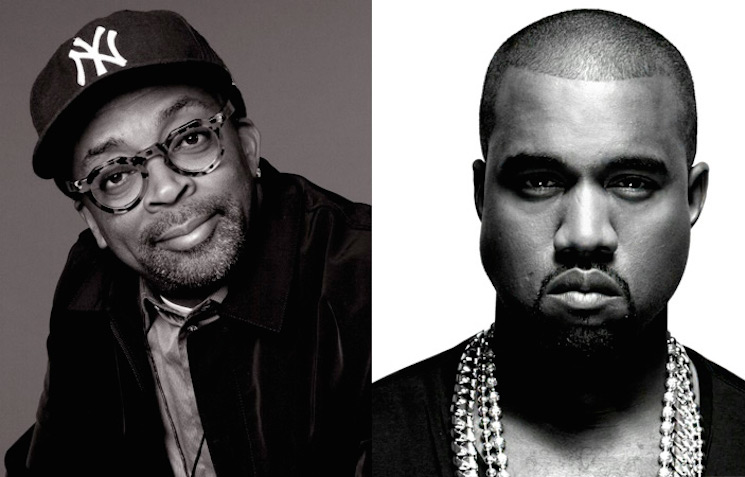 Update: Kanye West Denies Role in Spike Lee's 'Chiraq' Film