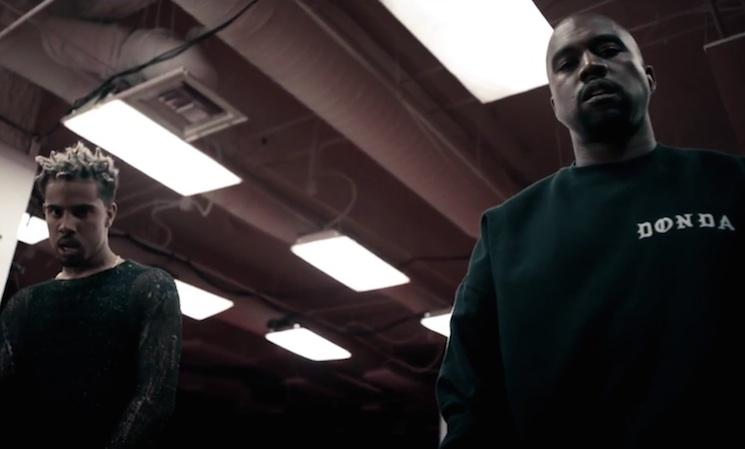 """Vic Mensa """"U Mad"""" (ft. Kanye West) (video)"""