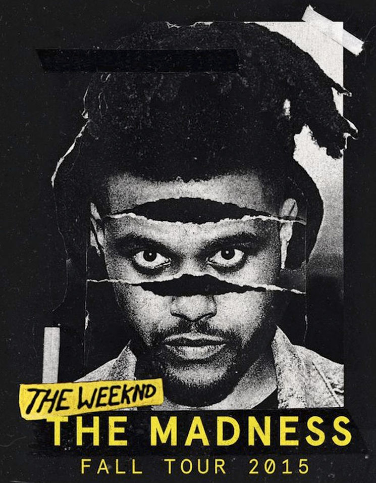 The Weeknd Extends North American Tour, Adds Toronto Date