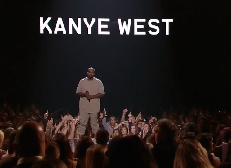 Kanye West Shares New Music at Yeezy Season 2 Fashion Show