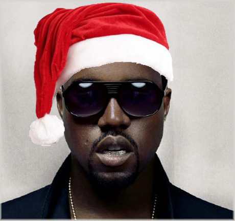 Kanye West Drops Christmas Single