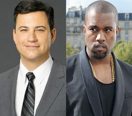 Kanye West to Appear on 'Jimmy Kimmel Live!' Tomorrow Following Public Feud