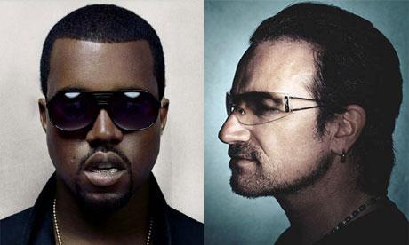 Kanye West and Bono Join Forces on New Swizz Beatz Album