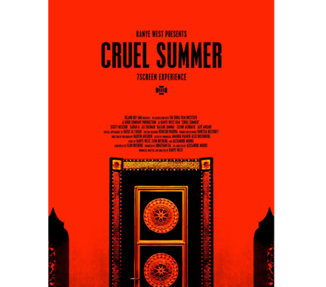 Kanye West to Premiere 'Cruel Summer' Film at Cannes