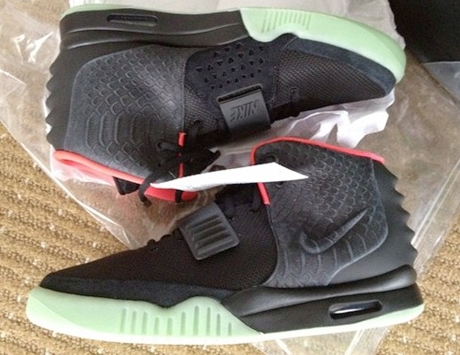 Kanye West's Air Yeezy 2 Sneakers Going for $90,000 on eBay