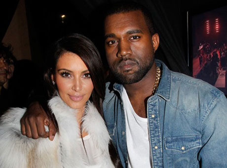 Kanye West Announces He's Having a Baby with Kim Kardashian