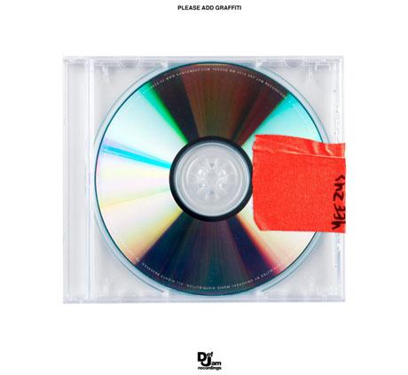 Kanye West Shares Final 'Yeezus' Album Art