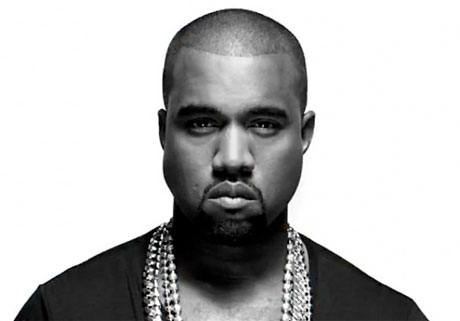 Kanye West Teams Up with Joy Division Designer Peter Saville for New Logo