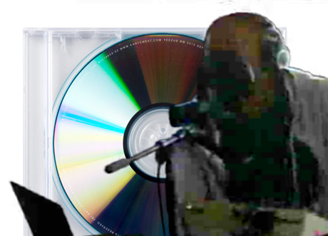 Kanye West 'Yeezus' (album trailer)
