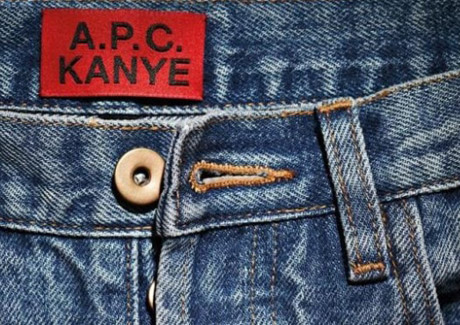 Kanye West Announces Clothing Line with A.P.C.