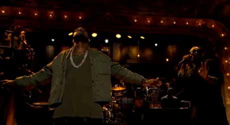 "Kanye West ""Bound 2"" (live on 'Fallon')"