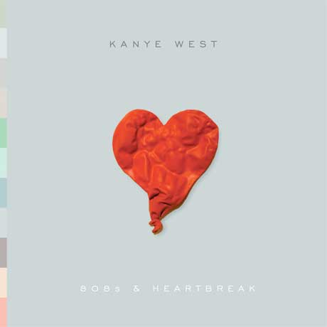 Kanye West's '808s & Heartbreak' Vinyl Reissue Gets February Due Date