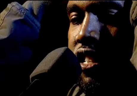 "Kanye West ""Bound 2"" (live on 'Jools Holland')"