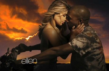 "Kanye West ""Bound 2"" (video)"