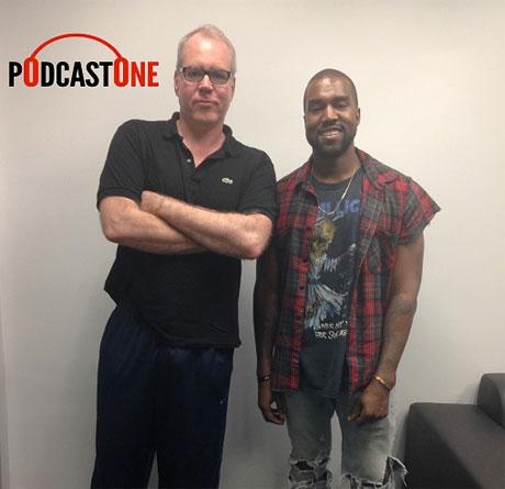 Bret Easton Ellis Collaborating with Kanye West on New Film
