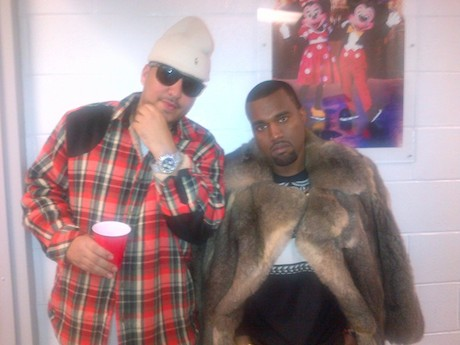 Kanye West and French Montana Have Recorded Five Songs Together