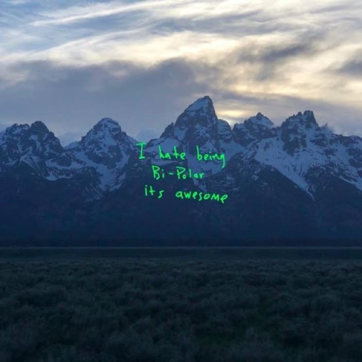 Kanye West Treats 'ye' to Vinyl and CD Release