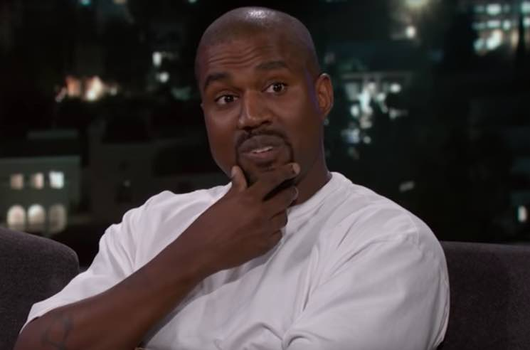 ​Kanye West Talks Trump, Porn and Mental Health on 'Jimmy Kimmel Live!'