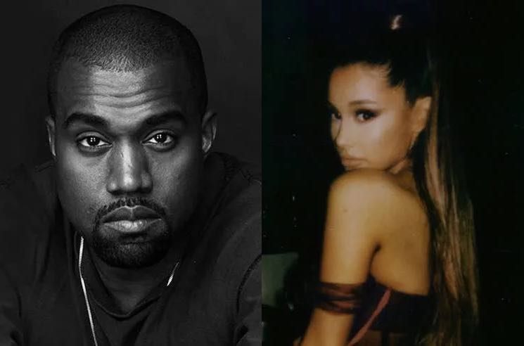 Kanye West Drags Ariana Grande into Drake Beef