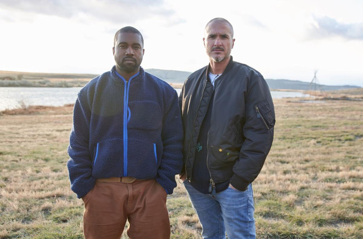 Listen to Kanye West's Interview with Zane Lowe