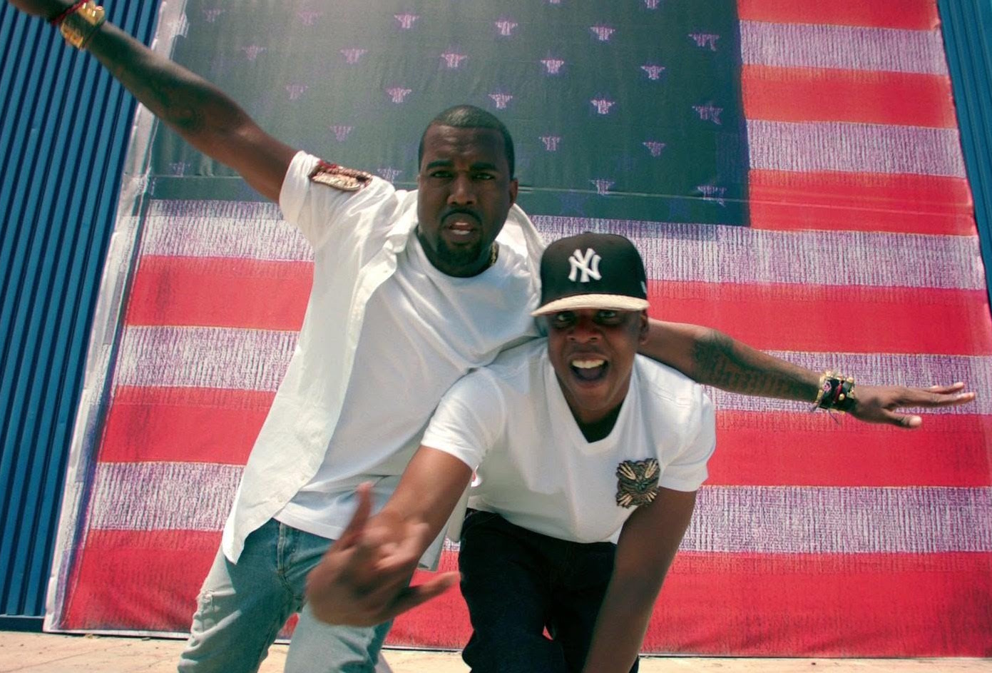 Kanye West and JAY-Z Are Feuding Over Tidal Royalties and Lyrical Jabs