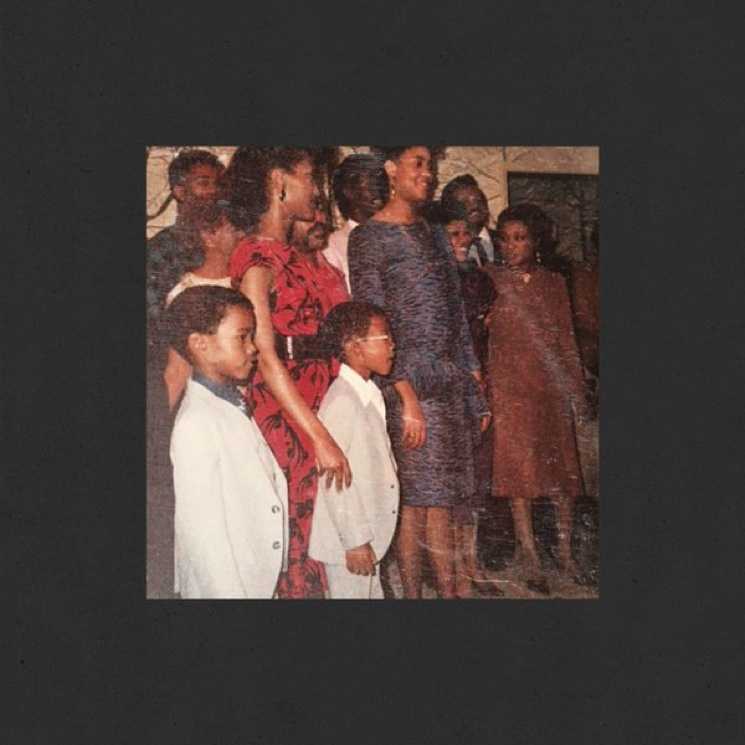 """Kanye West """"No More Parties in L.A."""" (ft. Kendrick Lamar)"""