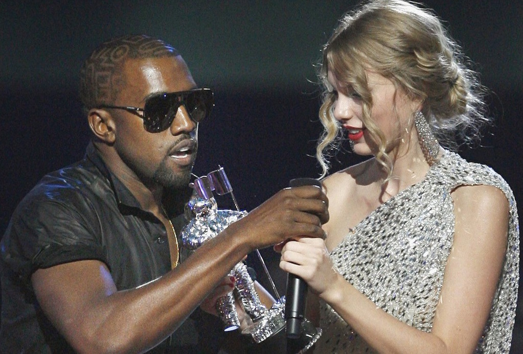 Taylor Swift Fans Are Super Pissed at Kanye West Again