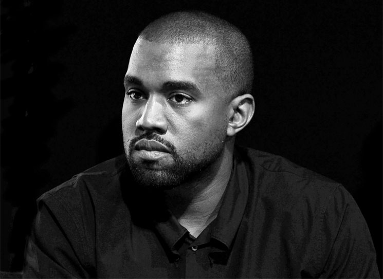 Kanye West Spins New Song Featuring Sampha