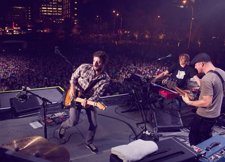 Karkwa Plot Live Album, Announce Hiatus