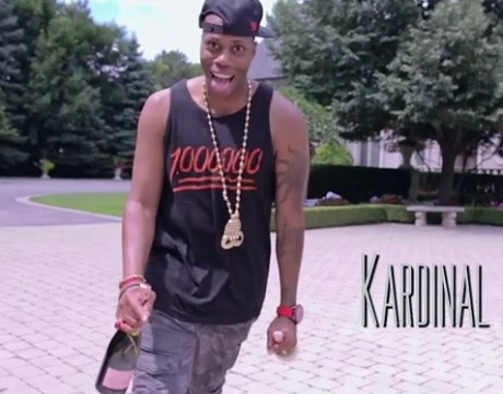 "Kardinal Offishall ""I'm a Star (Slow Down)"" (ft. DJ Snake, Quinn Marie) (video)"