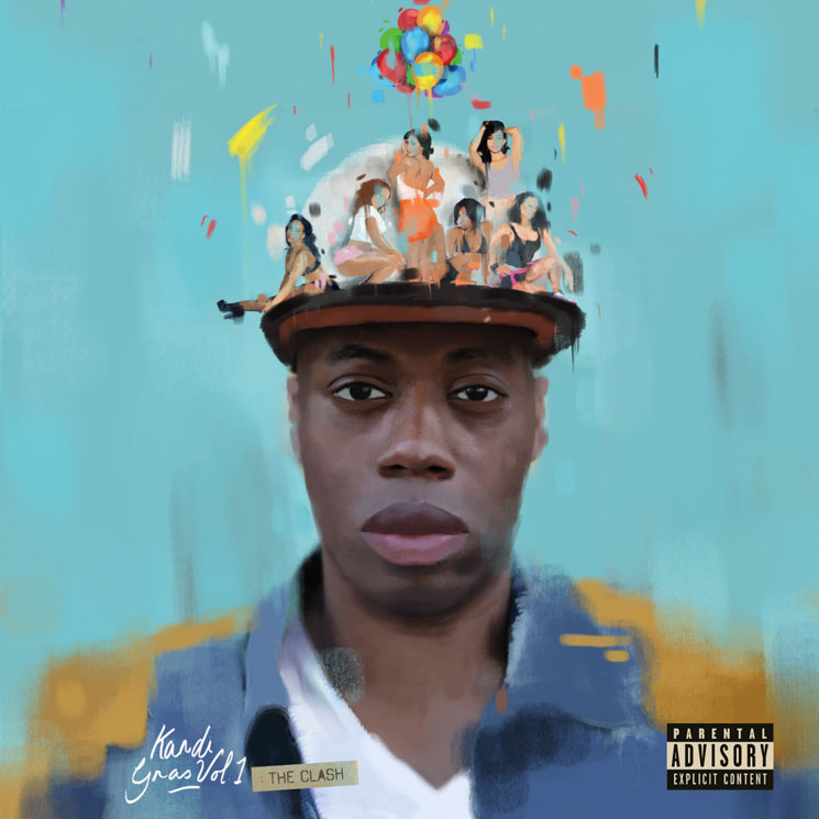 Kardinal Offishall Kardi Gras Vol. 1: The Clash