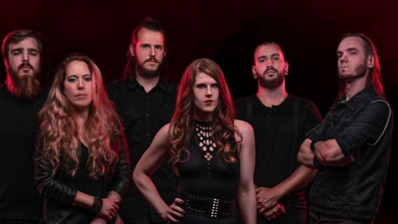 Kittie's Morgan Lander Joins Montreal's Karkaos